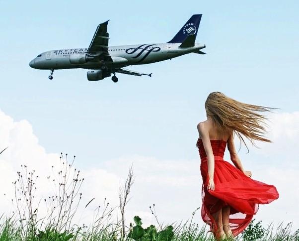 Самолет улетел без меня